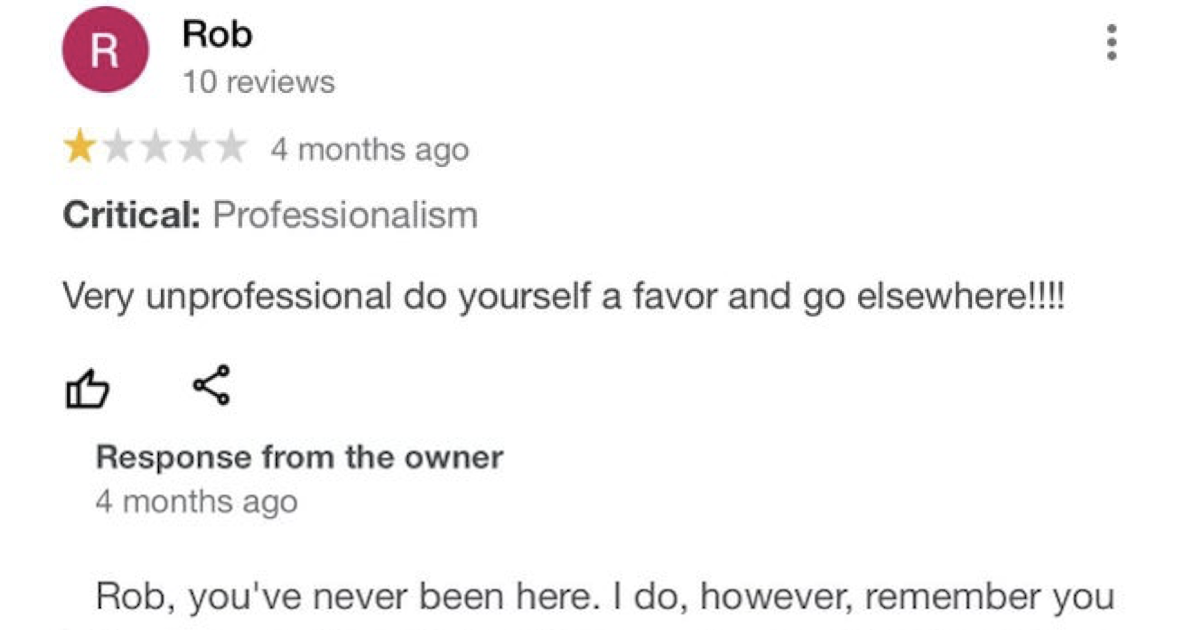 This vet's takedown of an anti-masker's unfair review is simply savage - the poke